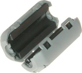 Фото 1/3 ZCAT1325-0530A, d=3...5 мм, Фильтр на круглый кабель (серый)