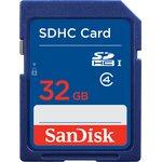 SDSDB-032G-B35, Карта памяти Sandisk SDHC 32GB