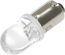 Фото 1/2 BLB102SURC-E-6V-P, Светодиодная лампа красная