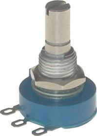 Фото 1/2 3852A-282-102AL, 1 кОм, Резистор переменный