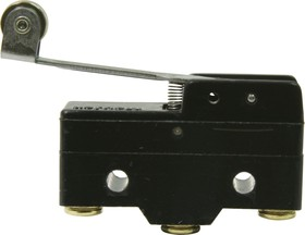 Фото 1/2 Z-15GW2-B, Микропереключатель с лапкой 15А 250VAC