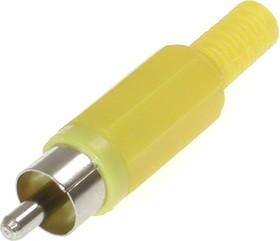 RP-405 (желтый), RCA PLUG на кабель
