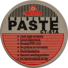 CT-61A, Паста паяльная безкислотная (10г)