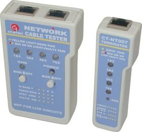 CT-NT007, Тестер кабеля BNC/RJ45