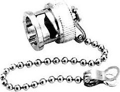 HYR-0108 (GB-108) (BNC-7021), Разъем BNC, штекер, заглушка