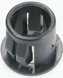 NB-0609,(SB-10), Втулка проходная установочный диаметр 9.5мм