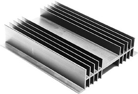 Фото 1/2 HS 144-150, Радиатор 150х120х32.5 мм, 2.3 дюйм*градус/Вт