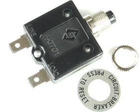 YA-0701, 10 А, 250 В, Автомат защиты