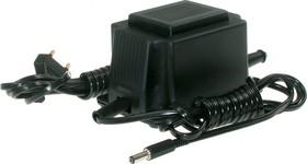 БПН 24-1 (штекер 5.5х2.1, Г), Блок питания нестабилизированный, 24В,1А,24Вт (адаптер)
