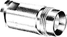 HYR-0507 (TWIN-7720) (GTW-507), Разъем TWIN, гнездо, зажим (Clamp)