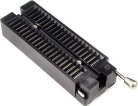 DIP панель 40-контактная с нулевым усилием