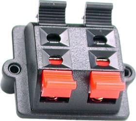 PT-403-03, Клеммник нажимной 4 контакта