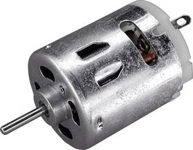 Фото 1/2 MOT3N, Электромотор 12В, 11500 об/мин, 6.2Вт, 62.6 гхсм