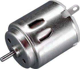 Фото 1/2 MOT1, Электромотор 3В, 13800 об/мин, 2.1Вт, 18.6 гхсм