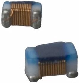 Фото 1/3 LQW18CNR10K00D, Inductor RF Chip Unshielded Wirewound 0.1uH 10% 10MHz Ferrite 1A 0.1Ohm DCR 0603 T/R