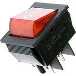 IRS-201-2A3 (красный), Переключатель с подсветкой ON-OFF ...