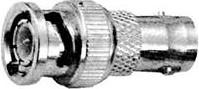 HYR-0164 (GB-164), Переходник, BNC штекер - BNC гнездо (BNC-7047)