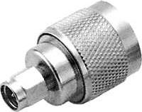 HYR-1118 (GSA-1118), Переходник, SMA штекер - N штекер (SMA-7823)