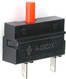 Фото 1/2 YA-0802X, 1 А, 250 В, Автомат защиты
