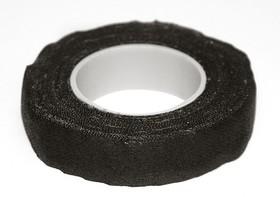 Изолента 2-х сторонняя на тканевой основе (черная), 100гр