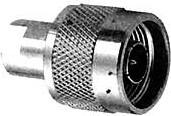 HYR-1003 (FME-8118) (GFM-1003), Штекер - N штекер, переходник