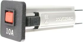 YA-0710W, 10 А, 250 В, Автомат защиты