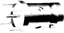 HYR-0125 (GB-125) (BNC-7038), Разъем BNC, гнездо, на плату