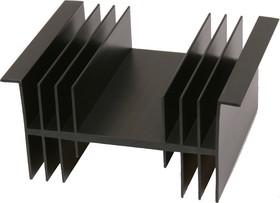 Фото 1/2 HS 135-100, Радиатор 100х122х60 мм, 1.7 дюйм*градус/Вт