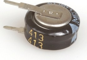 EECS0HD334V, 0.33 Ф, 5.5 B, 5 мм, 1106V, Ионистор