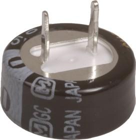 EECF5R5U104, 0.100 Ф, 5.5В, 5мм, 1408H, Ионистор