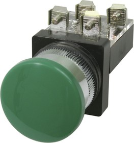 MPB-2511 (зеленая), Кнопка на панель Ф25 (OBSOLETE)