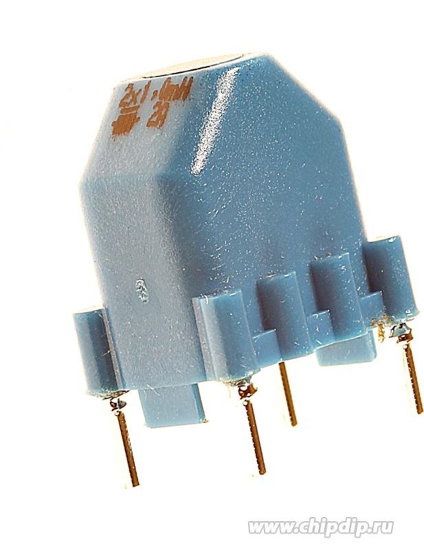 Дроссели для линий передачи данных обеспечивают электромагнитную совместимость (ЕМС) в области передачи сигналов и...