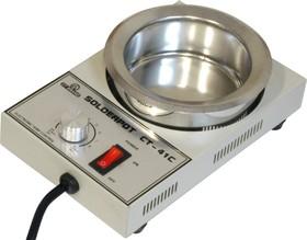 CT-41C, Ванна паяльная 400 Вт d=100мм