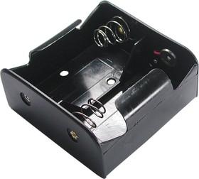 FC1-5184 (TBH-D-2A-L), Батарейный отсек 2xD под пайку