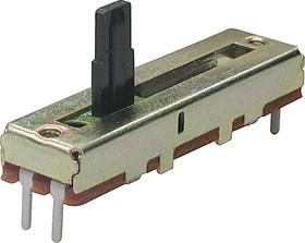 SL-20V1-A10K, 10 кОм, Резистор переменный движковый
