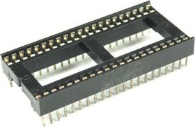 Фото 1/2 ICSS-42 (DS1010-42W), DIP панель 42-контактная шаг 1.778мм широкая