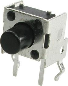 KLS7-TS6606-7.0-180 (TC-0206), Кнопка тактовая угловая h=7мм