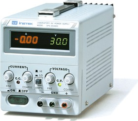 GPS-1830D, Источник питания, 0-18V-3A,1хLED (Госреестр)