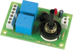 K2599, Регулятор стеклоочистителей