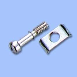 Фото 1/2 1A022, винты, скобы (2+2) для корпусов к DB