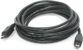 456-003, Шнур IEEE1394 4pin plug - 4pin plug 3.0м
