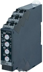 K8DT-AS2TA, MONITORING RELAY 17.5MM 100-240 VAC