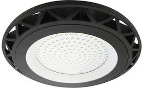 Фото 1/2 Светильник светодиодный PHB UFO 100Вт 5000К IP65 110град. для высоких пролетов JazzWay 5009226