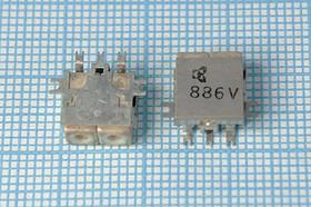 Фильтр диэлектрический 886МГц , полоса пропускания 2000кГц, диэл ф 886000 \пол\ 2000/\D11085C5\\ KDF-886PY02AR\2пор\