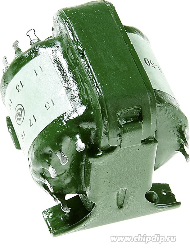 ТПП-209, Трансформатор, 2х5,