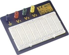 WBU-502L, Плата макетная