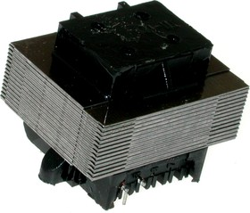 Фото 1/2 ТП121-1, Трансформатор, 2х4.5В, 0.45А