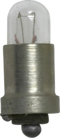 Фото 1/3 СМ28-0.05, Лампа накаливания сверхминиатюрная, цоколь S6s/10
