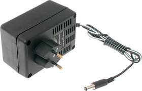 БПС 20-0.6 (штекер 5.5х2.1, Б), Блок питания стабилизированный, 20B,0.6А,12Вт (адаптер)