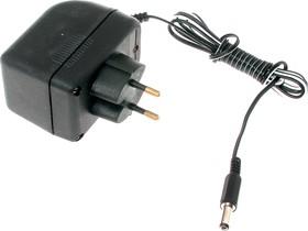 БПН 7.5-0.5 (штекер 5.5х2.5, А), Блок питания нестабилизированный, 7.5В,0.5А,4Вт (адаптер)